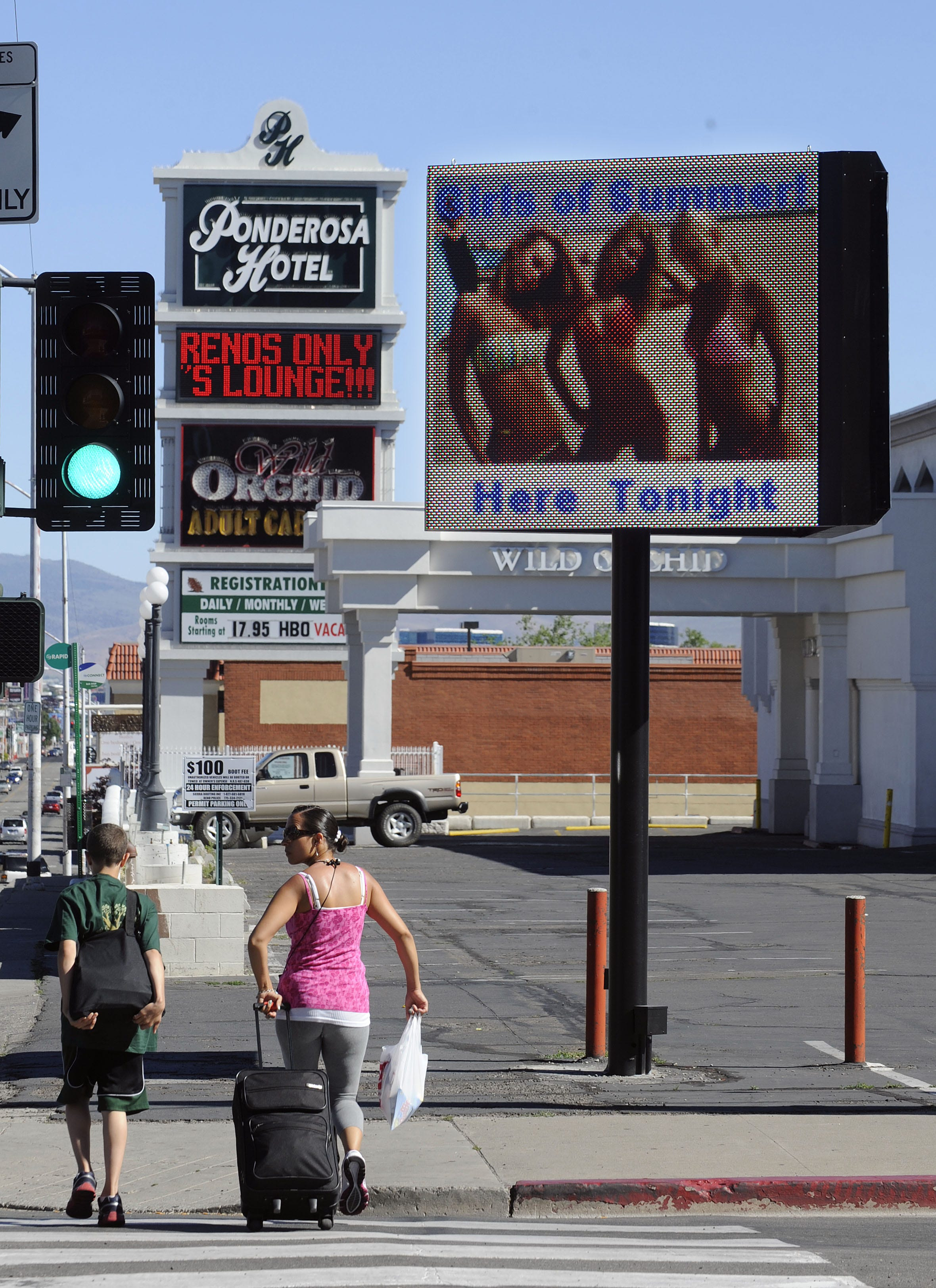 Reno strip club