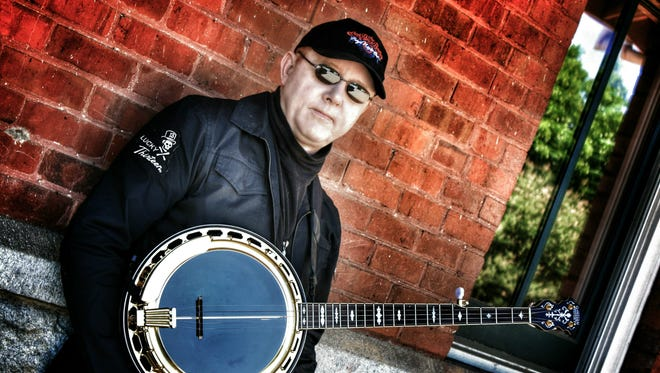 """Todd """"Banjoman"""" Taylor will be honored Wednesday, March 14 at the SC Statehouse on the inaugural South Carolina Banjo Day"""