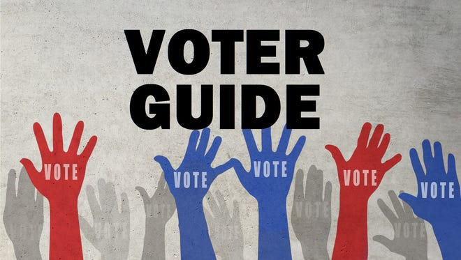 Voter Guide.