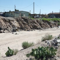 Arroyos and open lands impact El Pasoans' supply of water: Janae' Reneaud Field