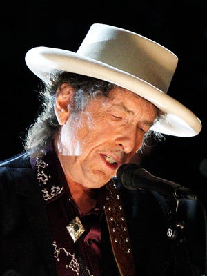 Bob Dylan is coming to the Rave Oct. 26.