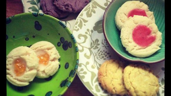 happy chicks cookies