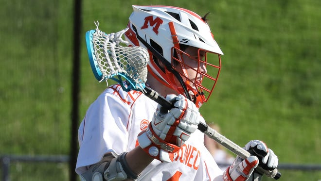 Mamaroneck beat Lakeland/Panas 16-9 to win the Section 1 Class A lacrosse championship at Lakeland May 30, 2018.