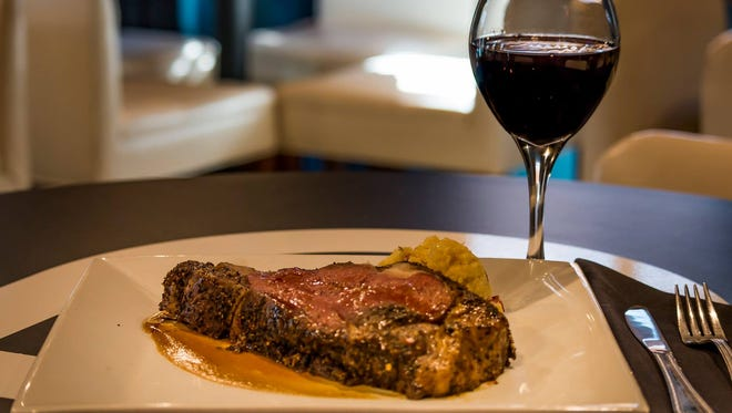 The Alley serves Prime Rib of Beef every Friday.