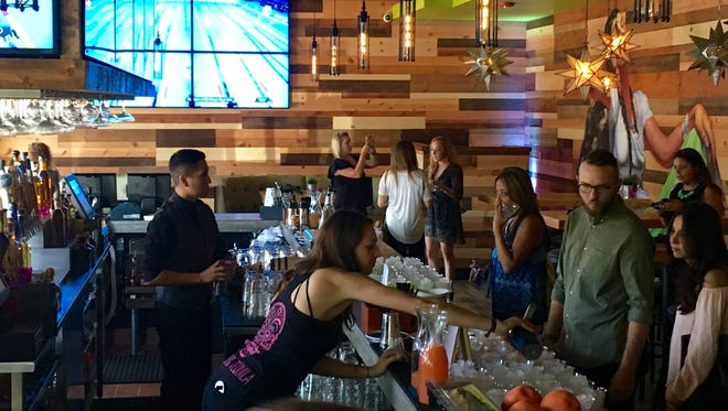 Modern Margarita in downtown Chandler  is one of the many restaurants expanding the city's hip vibe.