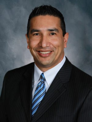 Ruben Hernandez is the new El Paso market executive for Chase Bank.