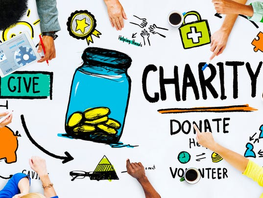Generic Stock Image Web Only - Charity