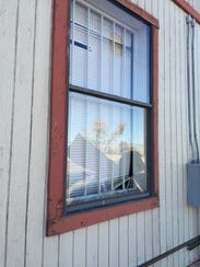 A vandal caused more than $8,000 in damages over the
