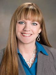 Amy Buben, a certified fraud examiner with Yeo & Yeo