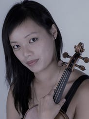 Jessica Tong, ChamberFest artistic director and violinist