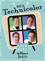"The Forst Inn in Tisch Mills will present ""Four Guyz"