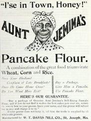 Aunt Jemima's Pancake Flour