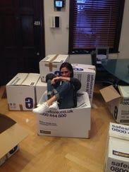 Beckham boxes