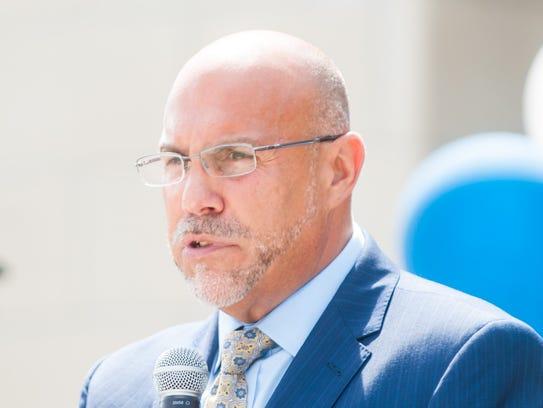 Gerard Velazquez III, CCIA Executive Director