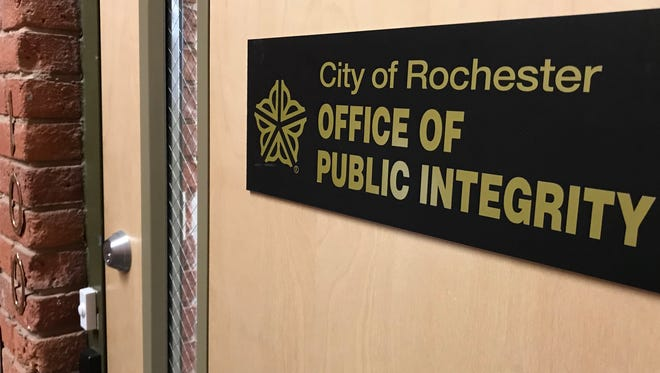 The city of Rochester's Office of Public Integrity.