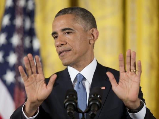 Obama Post-Election Press Conference Immigration