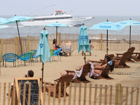 Last summer, the Anchor's Bend in Asbury Park opened