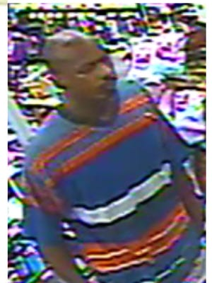 The Greenville Police Department needs help identifying this suspect in a robbery at a Citgo on South Pleasanburg Drive.