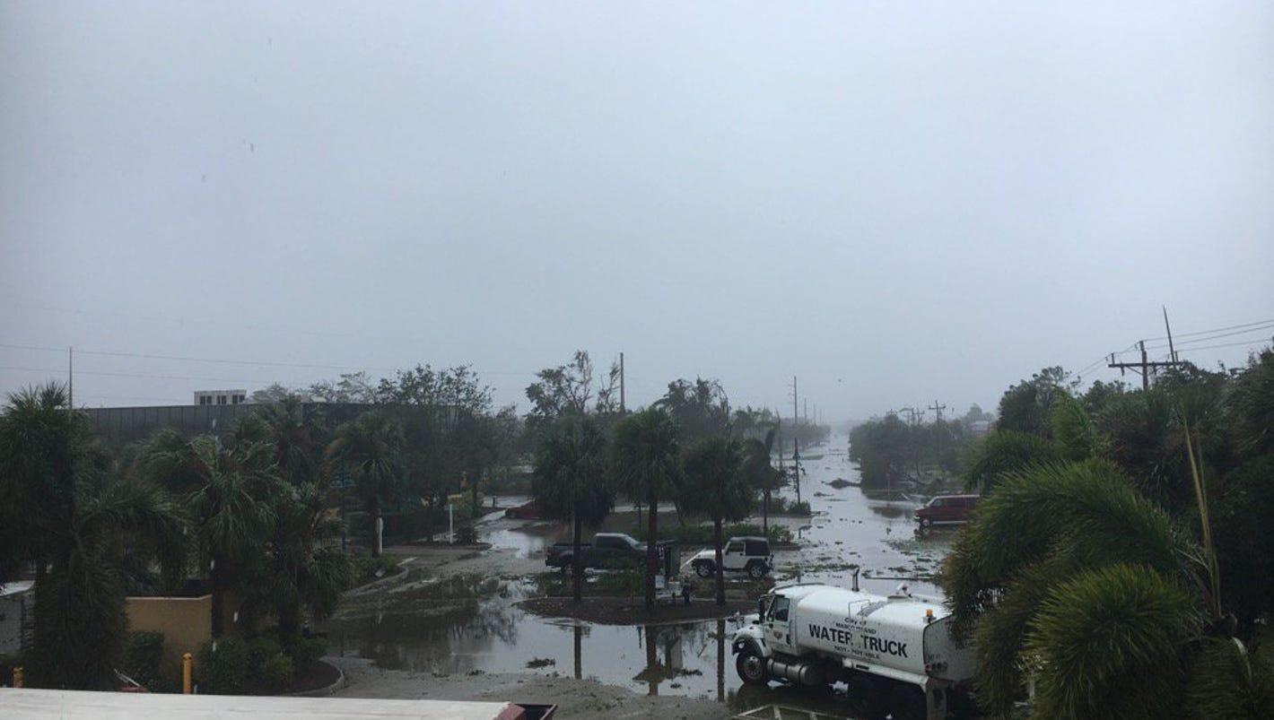 Marco Island Weather Today