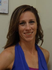 Kaitlin Donner does physical therapy and sports rehabilitation