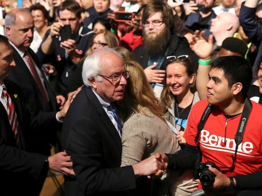 Sen. Bernie Sanders' brand of democratic socialism has appealed to many young voters.