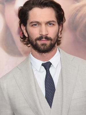 "NEW YORK, NY - APRIL 19:  Actor Michiel Huisman attends ""The Age of Adaline"" premiere at AMC Loews Lincoln Square 13 theater on April 19, 2015 in New York City.  (Photo by Jamie McCarthy/Getty Images) ORG XMIT: 548766921 ORIG FILE ID: 470393840"