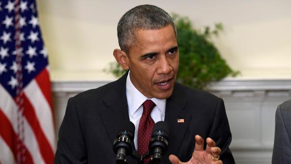 El presidente Barack Obama se reunió con su consejo