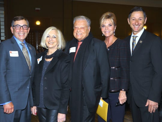 Event sponsors included Palm Springs Mayor Rob Moon,