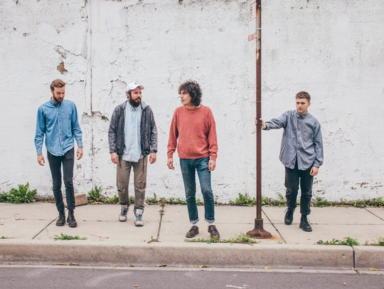 The Chicago indie-rock group NE-HI visits The Monkey