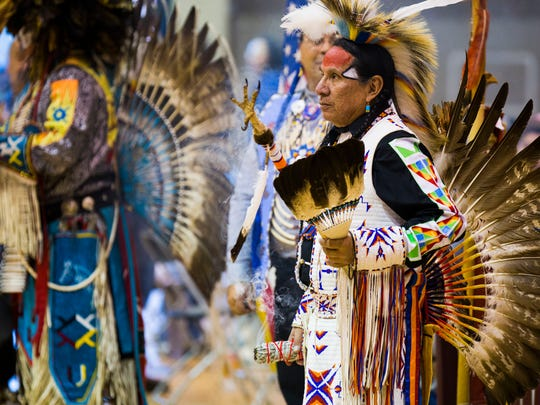 Experience Native American culture at the 13th annual Social Pow Wow4 to 10 p.m. Saturday, March 14, at Willamette University.
