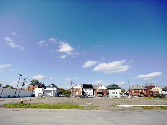 The Motown Museum's expansion includes this area, near