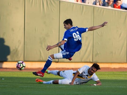 Reno 1868 FC plays at RGV Toros on Saturday, seeking
