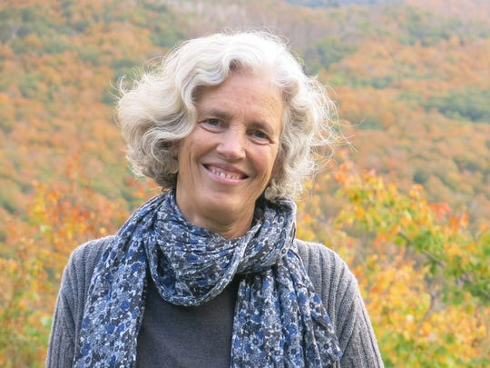 Norwich resident Elizabeth Howard, a specialist in monarch butterfly migration and founder of nonprofit Journey North.
