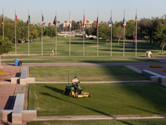 Hance Park in Phoenix