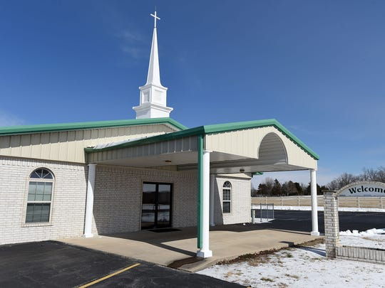 Officials of The Church at Mountain Home recently reported theft of $9,000 worth of computer and musical gear at the church.