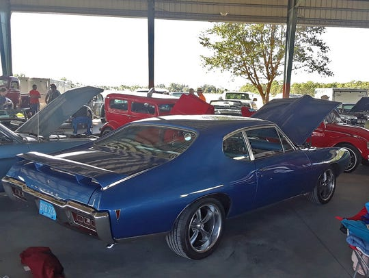 "This 1968 Pontiac LeMans placed second in the ""Best"