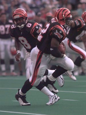 As the Bengals traded up in the 1995 draft to pick Ki-Jana Carter, other teams had medical concerns about him.