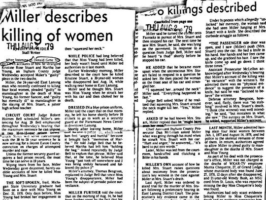 Archived 1979 Lansing State Journal story.