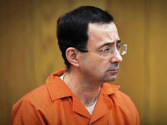 News: Eaton County Larry Nassar Sentencing
