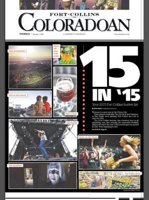 Coloradoan subscribers can now access a new archives feature online.