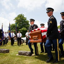 It took 74 years, but this World War II soldier finally came home to Iowa
