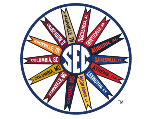 14 Southeastern Conference college campuses