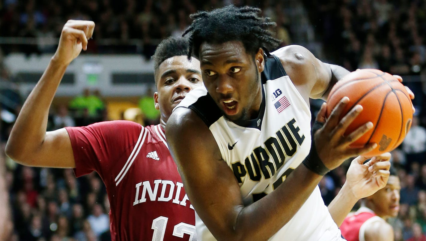 Purdue's Swanigan collects more accolades