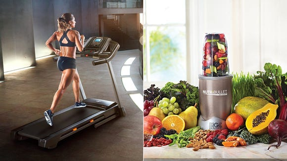 Crush your 2018 health and fitness goals with the right