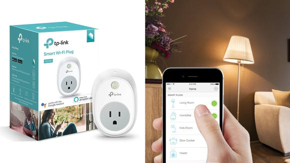 Use smart plugs to get better control over your devices.