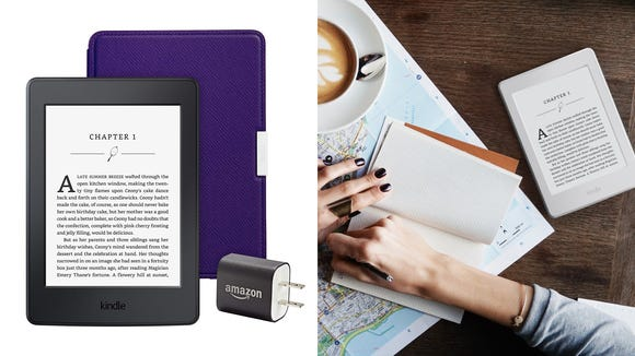 Carry your personal library in a stylish case.