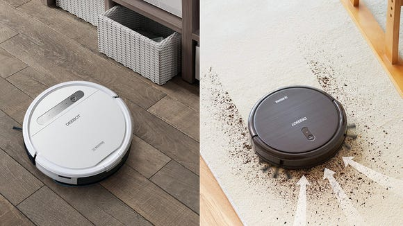 These smart robot vacuums are at an incredible price