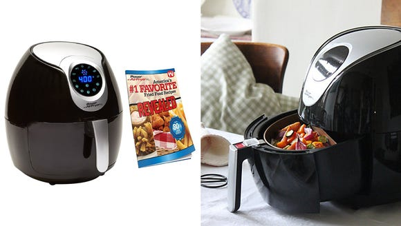 It's not the best, or the worst, but this air fryer