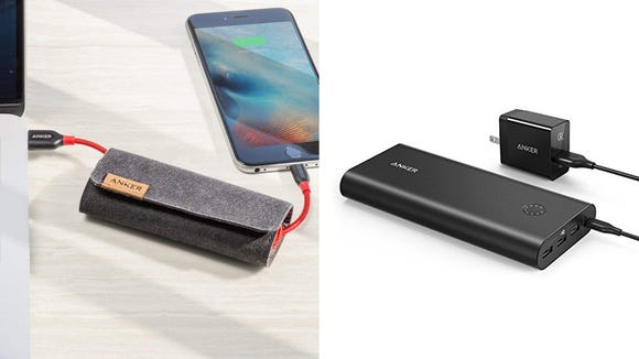 Charge all you electronics with this deal.
