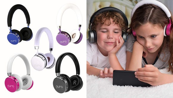 These headphones are stylish, the safest option for